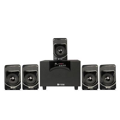 Flow Rock Box 5.1 Channel Home Audio System