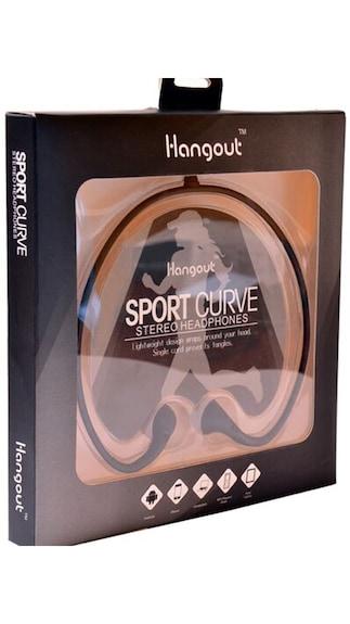 Hangout-Sport-Curve-Neckband-In-Ear-Headphones