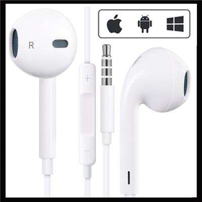 TIMBER IN EAR EARPHONES FOR ALL SMARTPHONES ( WHITE ) Paytm Mall Rs. 19