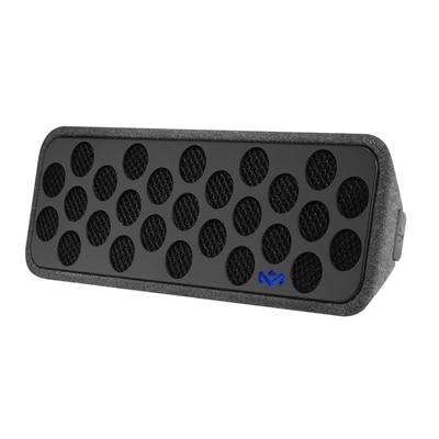House of Marley EM-JA005-MI Liberate Bluetooth Speaker (Black)