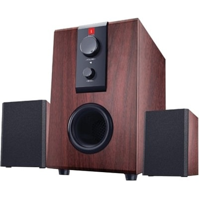 iBall Raaga Q9 Multimedia Speaker (Brown)