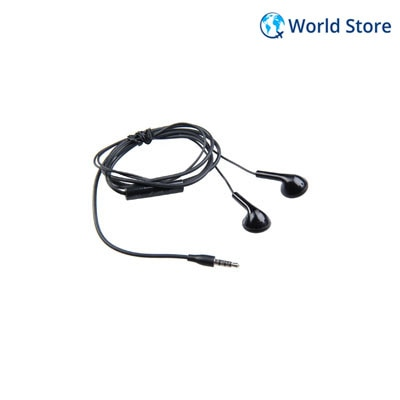 In-Ear Headphones Earphone with MIC For Apple Samsung MIUI MI2S M1S Black
