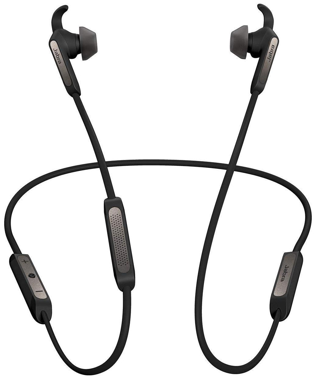 Jabra Elite 45e Wireless Bluetooth in-Ear Headphones (Titanium Black)