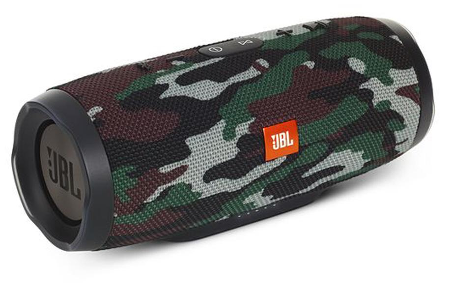 JBL Charge 3 Squad Bluetooth Speaker (Multi)
