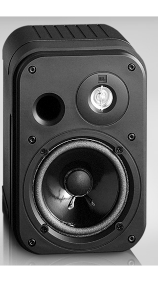 JBL Control One Bookshelf Speaker