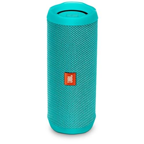 JBL Flip 4 Bluetooth Speaker (Sky Blue)