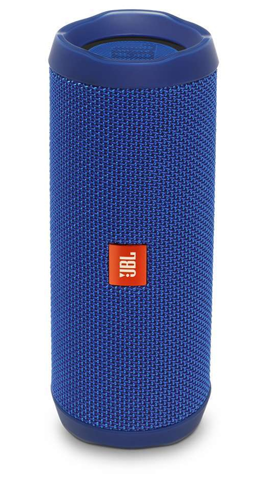 JBL Flip 4 Bluetooth Speaker (Blue)