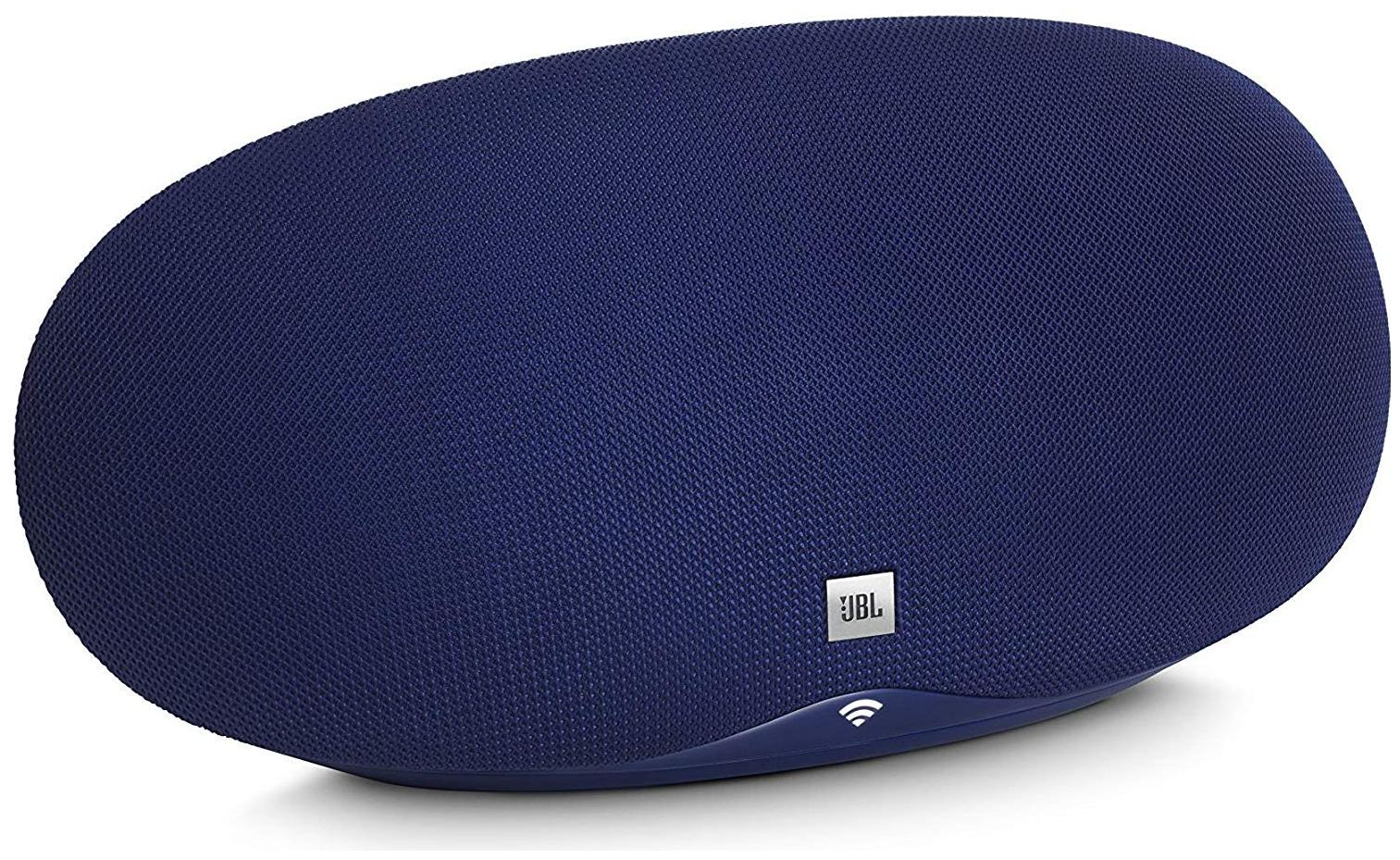 JBL Playlist 150 Wireless with Built-in Chromecast Speaker (Blue)