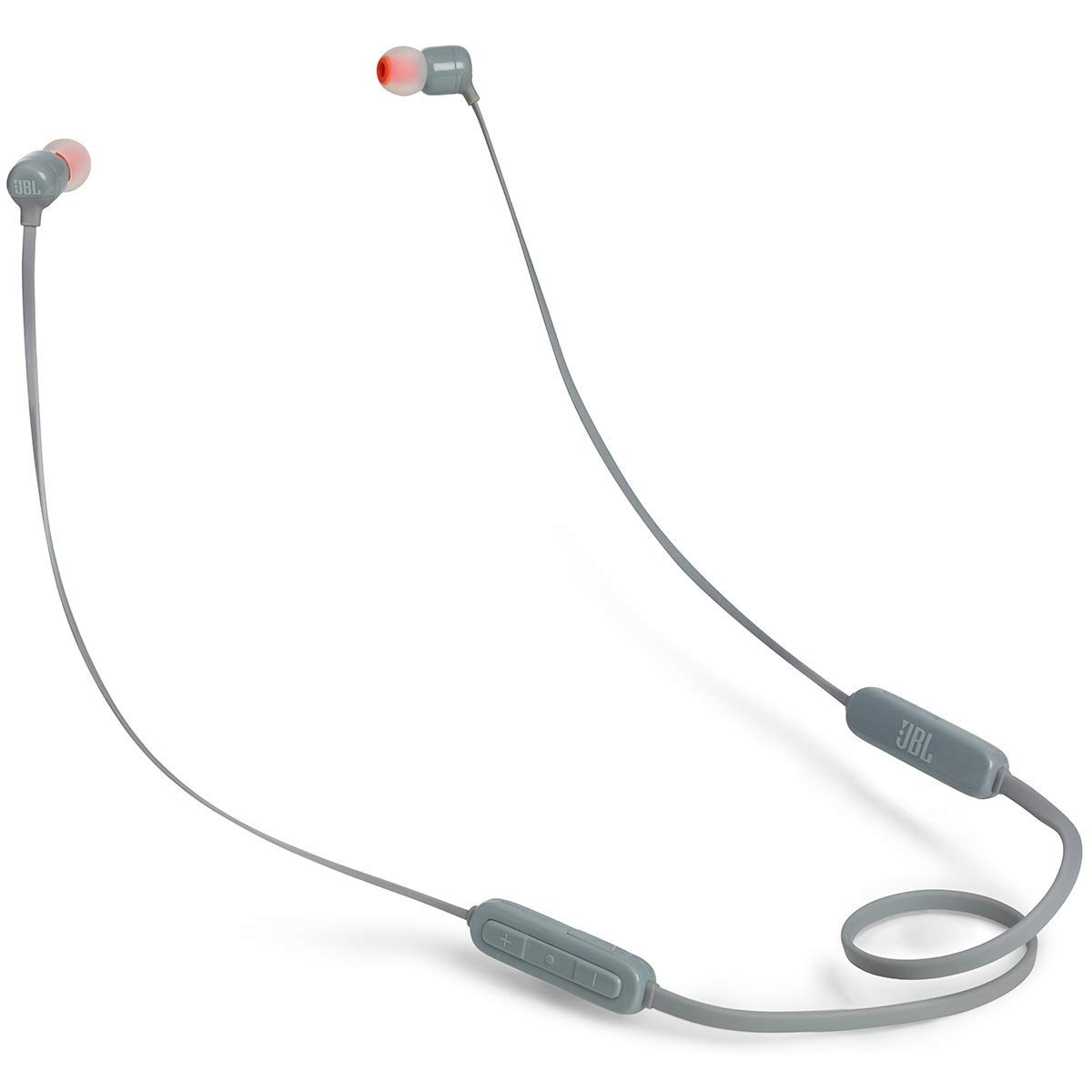 JBL T110BT In Ear Headphones (Grey)