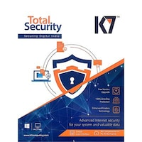 K7 TOTAL SECURITY 4 PC 1 YEAR