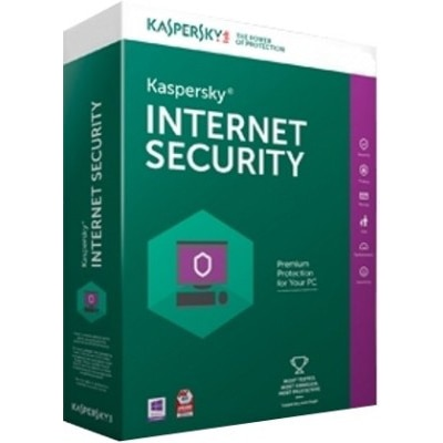 Kaspersky Internet Security 2016 (3 PC/3 Year)