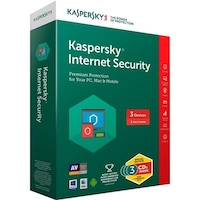 Kaspersky Internet Security 3 Devices 1 Year License