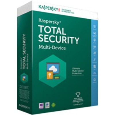 Kaspersky Total Security 2016 (Multi Device) (1PC/1 Year)