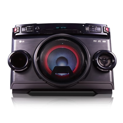 LG OM4560 2.0 Channel Hi-Fi System