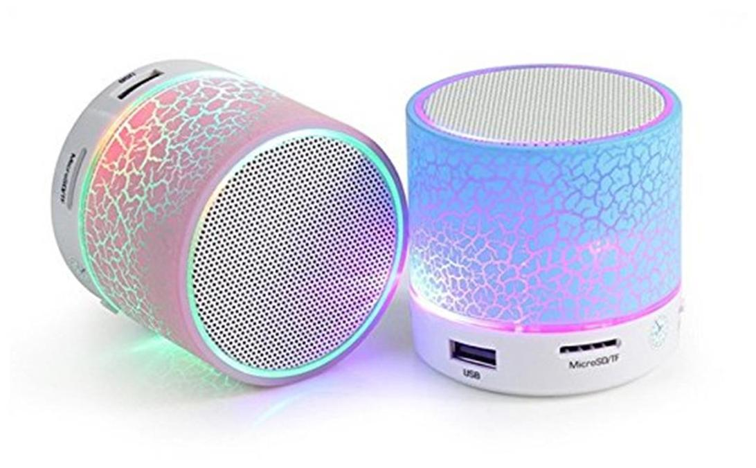 Portable Wireless Speakers – Assorted