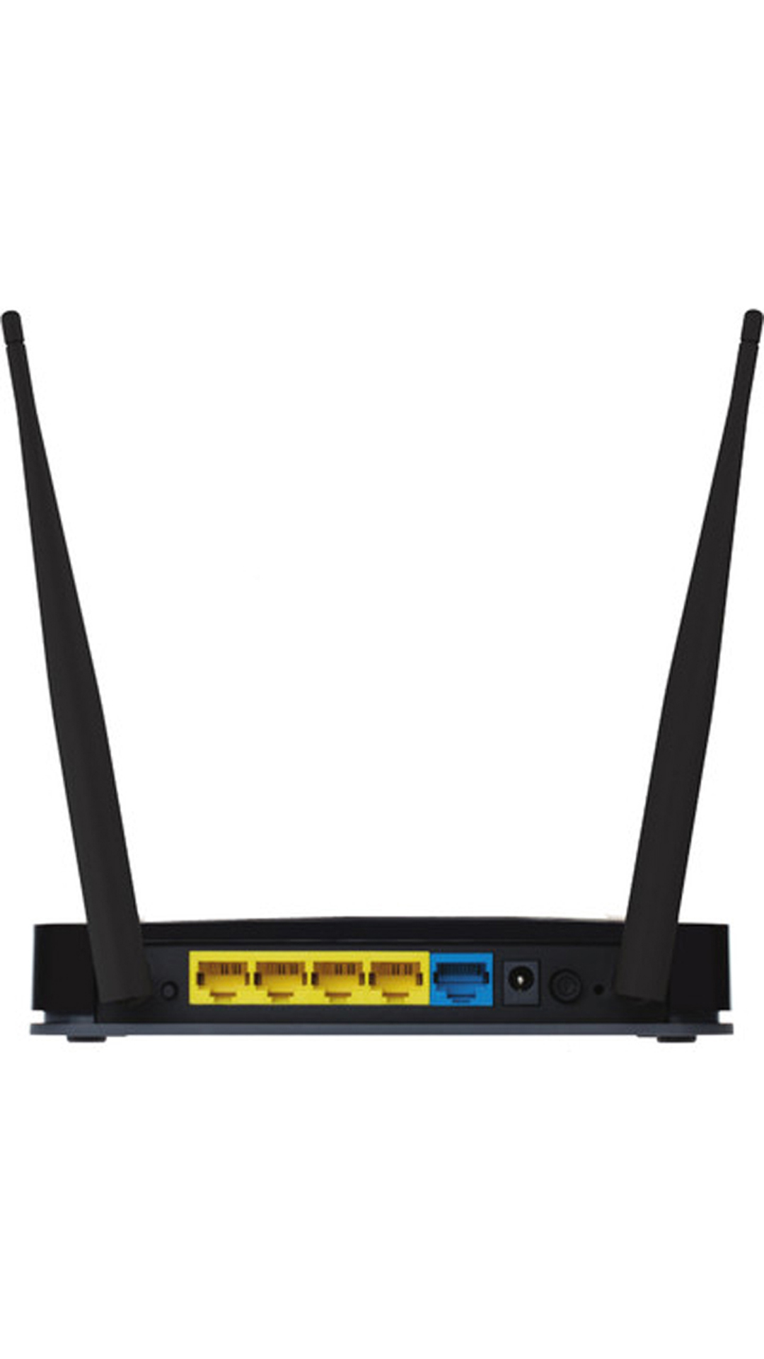 Netgear JWNR2010 300 Mbps Wireless without Modem Router (Black)
