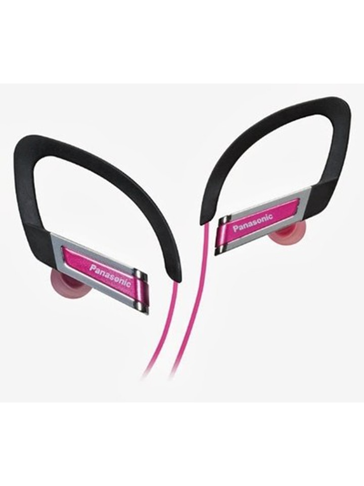 Panasonic RP-HS220PP-P On-the-ear Wired Headphone (PINK)
