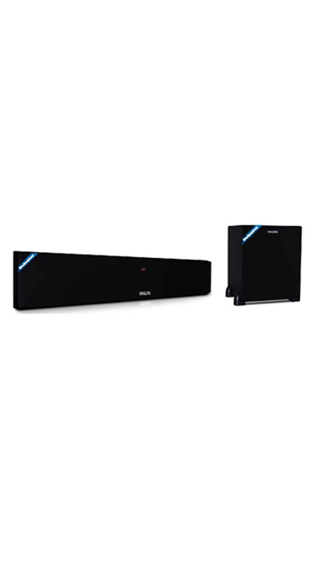 Philips DSP470U Soundbar (2.1 Channel)