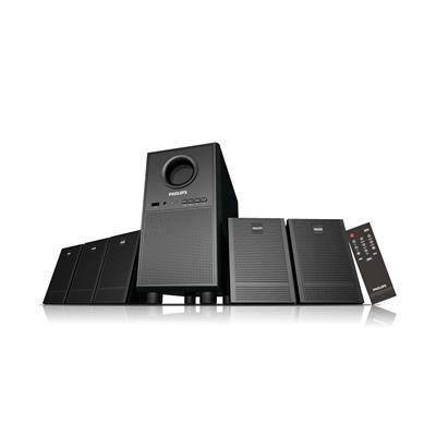 Philips SPA3000U/94 5.1 Channel Home Audio System