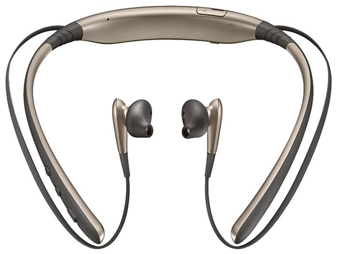 Samsung EO-BG920BFEGIN Level U Wireless In Ear Headset (Golden)