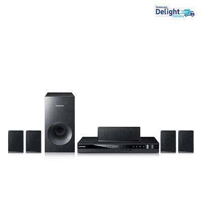 Samsung HT-E350K DVD Player 5.1 Channel Home Theatre System