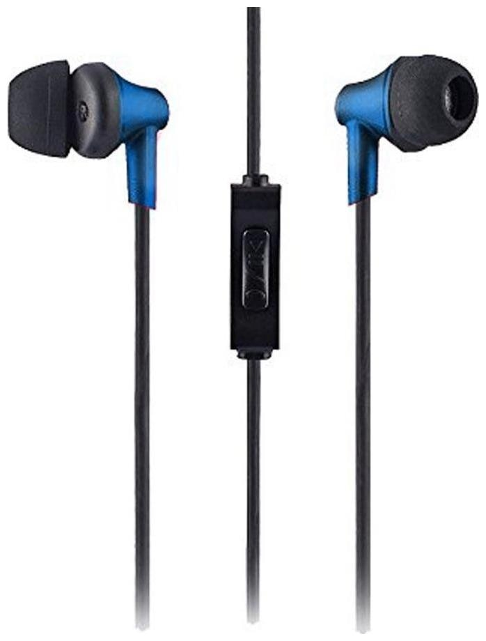 Sound One 616 In Ear Earphones with MIC , 3.5 mm Jack ,Extra Bass with Carry Case & Pouch Compatible...