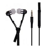 Spider Designs SD-55 Wired In Earphone (Black)