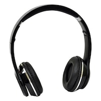 TacGears TG-BTHB-S460-B Bluetooth Over Ear Headphone (Black)