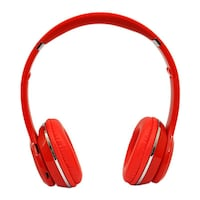 TacGears TG-BTHB-S460-R Bluetooth Over Ear Headphone (Red)