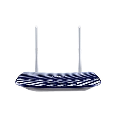 TP-LINK AC750 Wireless Without Modem Wireless Router (Blue)