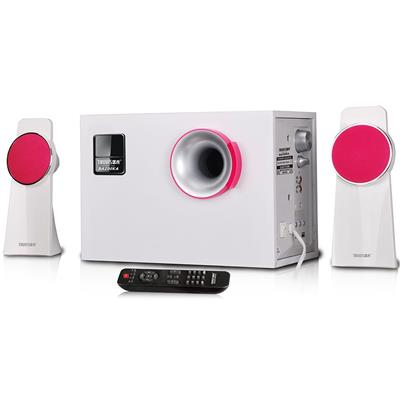 Truvison Bazooka Home Audio System (2.1 Channel)