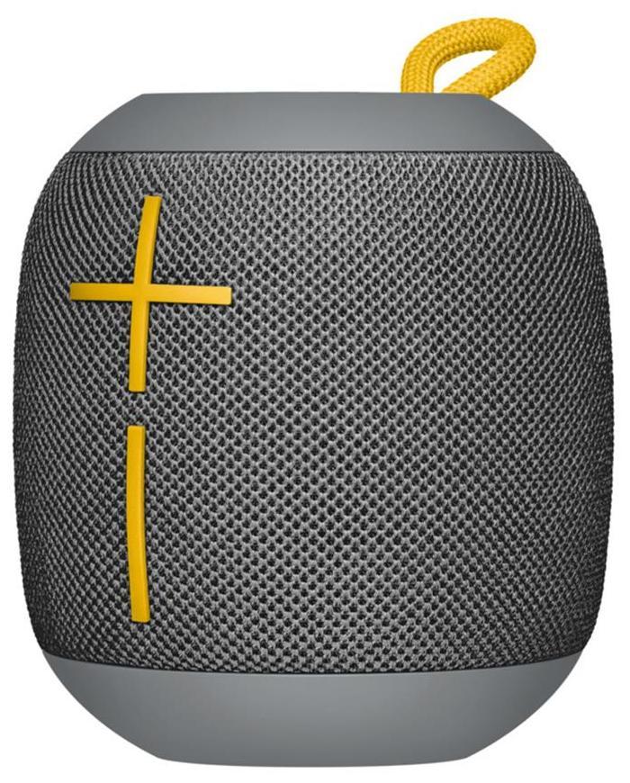 Ultimate Ears WONDERBOOM Bluetooth Speaker Grey-Stone Grey