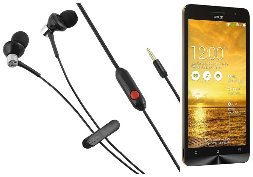 Asus Zenfone 6 Earphone With Mic And Premium Quality Sound