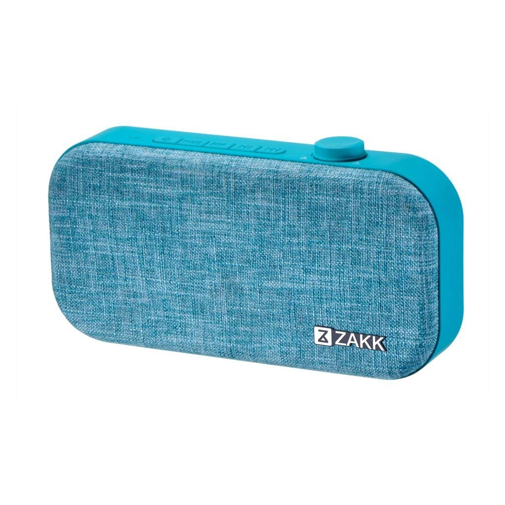 Zakk Lounge Bluetooth Speaker (Blue)
