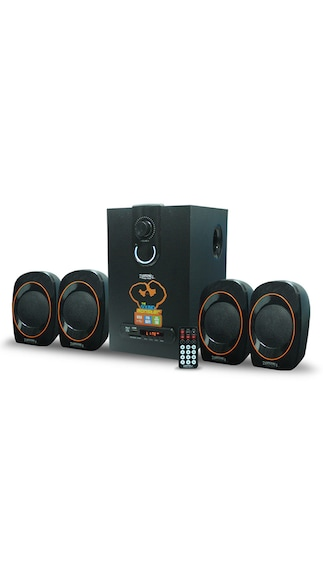 Zebronics 3390 (4.1 Channel) Home Audio Speaker System