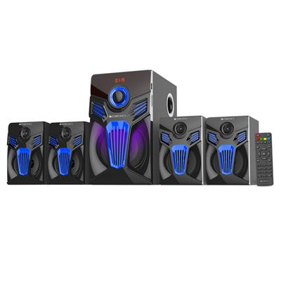 Zebronics FANTASY-BT-RUCF 4.1 Channel Home Audio System