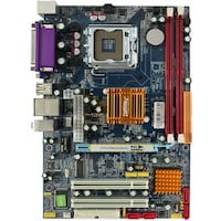 Zebronics (G31 775/ATX/DDR2/Intel Q33 + ICH7) Mother Board