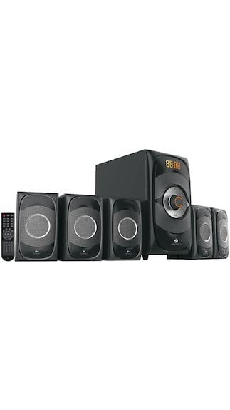 Zebronics SW8390 RUCF 5.1 Audio Speaker