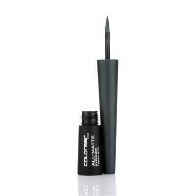 Colorbar All-Matte Eyeliner Matte Green-004