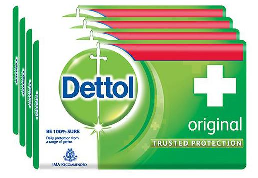 Dettol Soap - Original 125 Gm