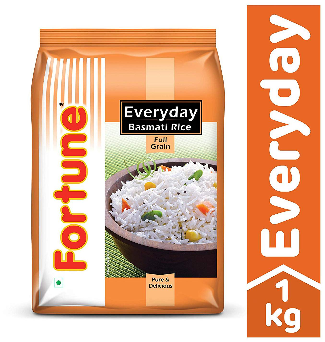 Fortune Basmati Rice - Everyday 1 kg