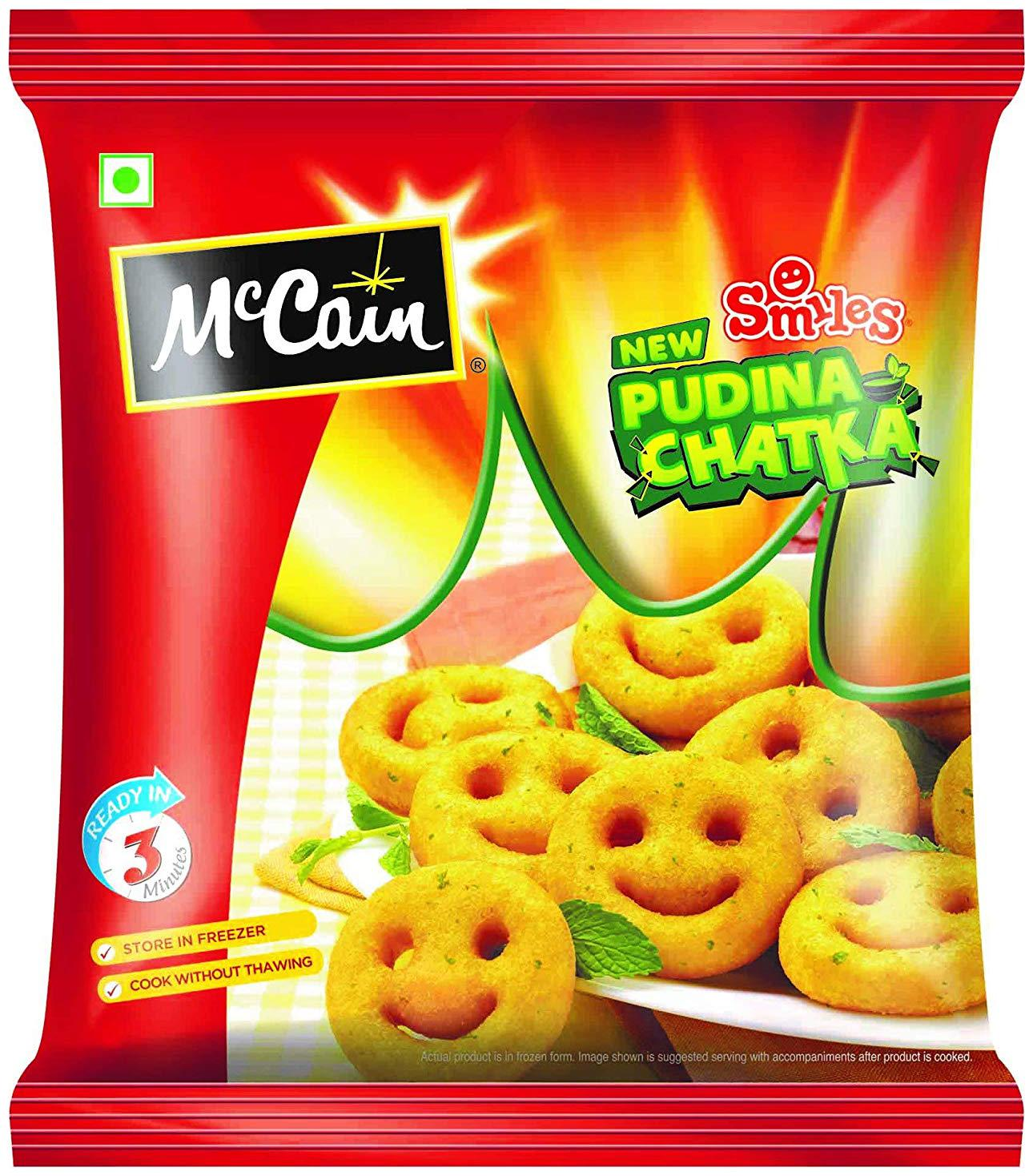 Mccain Store   Buy Mccain Products online at best prices   Paytmmall com