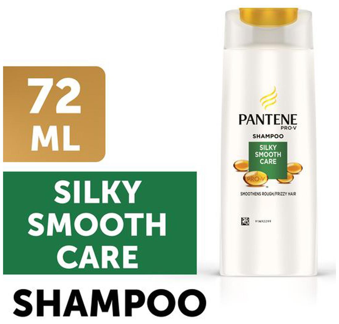 Pantene Silky smooth Care Shampoo 72 ml