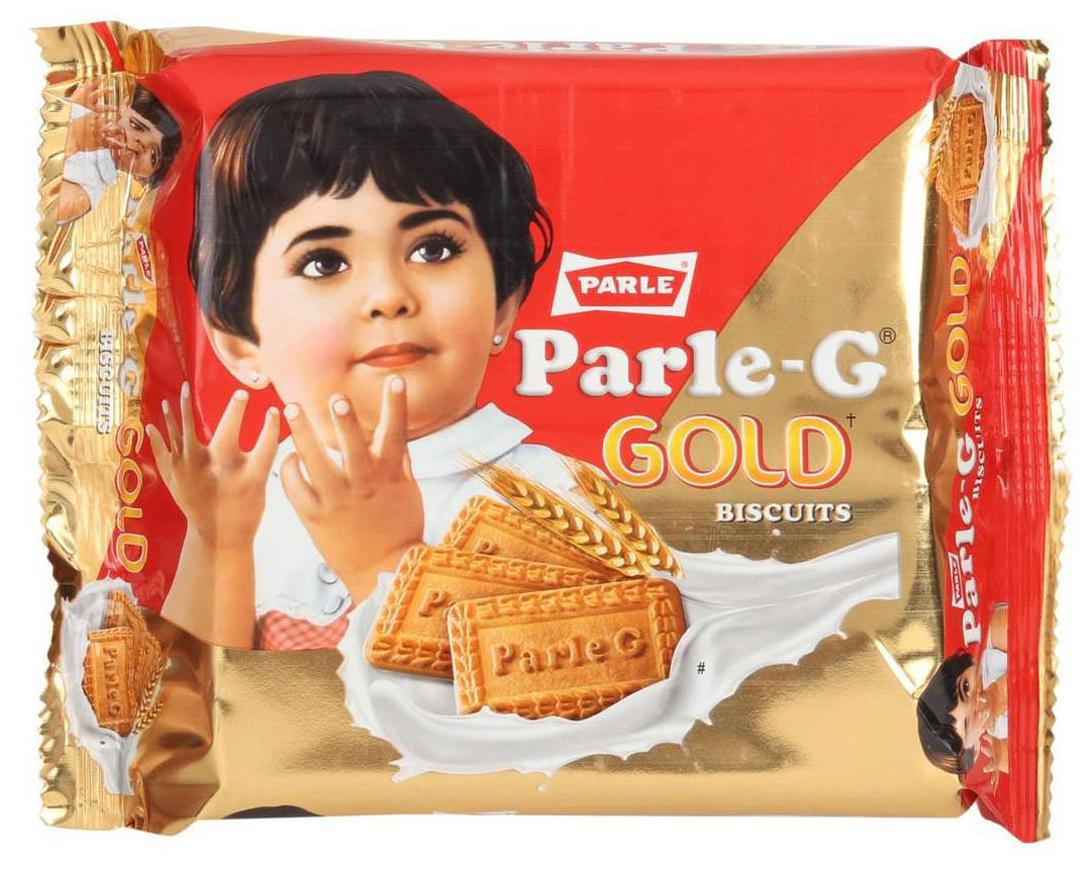 Parle-G Gold 200g Pack of 5