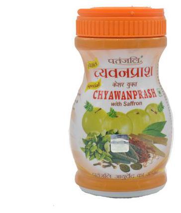 Patanjali Chyawanprash - with Saffron 500 gm