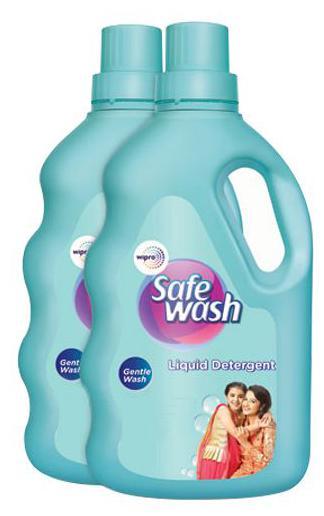 Wipro Safewash - Gentle Wash Liquid Detergent 1 kg