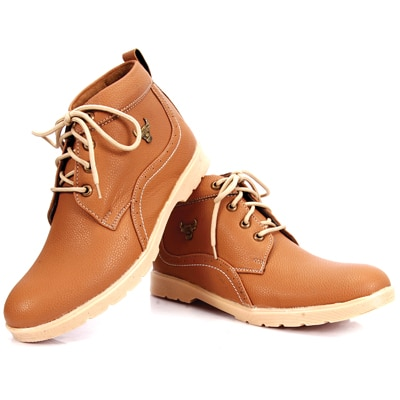100 Walker Men's Brown Boots