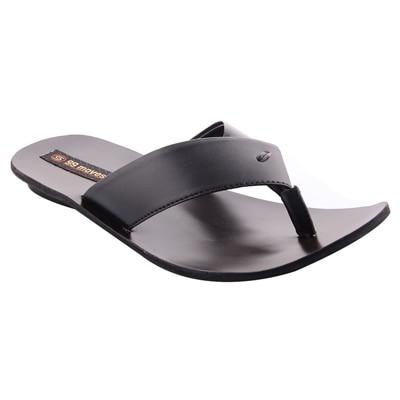 99moves Black Slippers