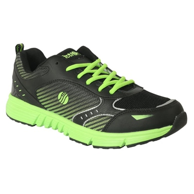 Action Men Sports Shoes Ns-112-Black-Green