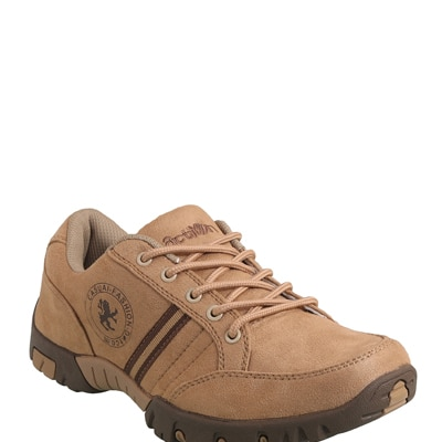 Action Beige Casual Shoes